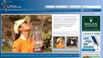 LPGA Official Site Fromt Page with Ai Miyazato 20100503.jpg